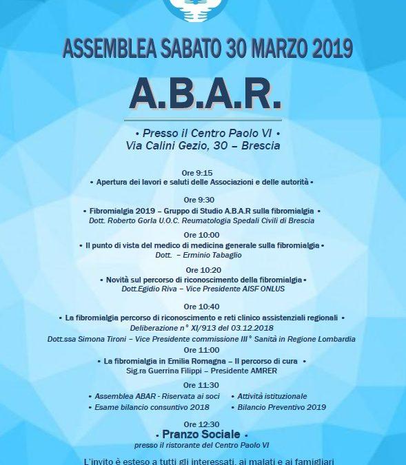 Assemblea ABAR 2019